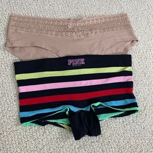 Pair of barely worn Victoria's Secret panties S